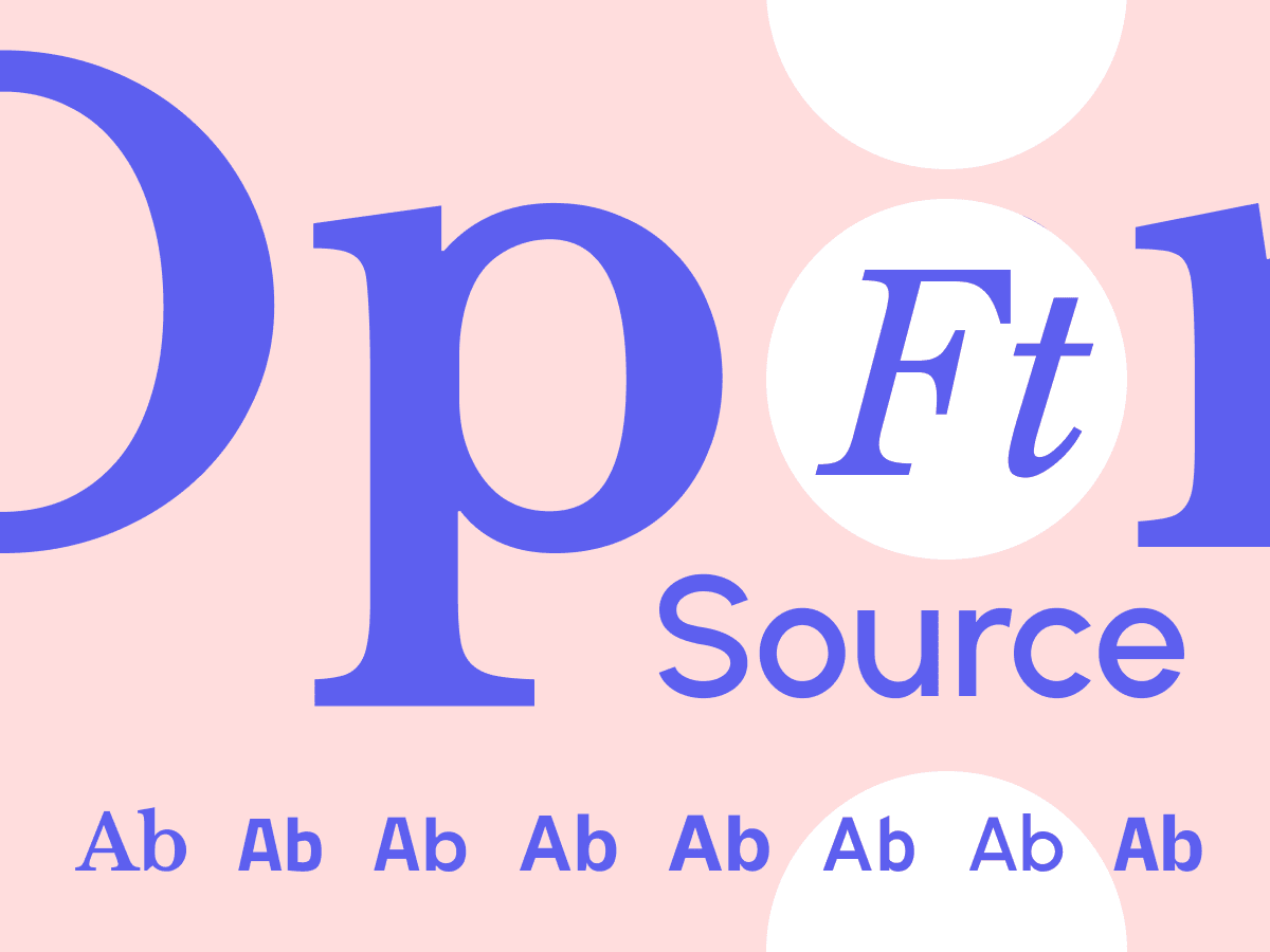 cover open source fonts